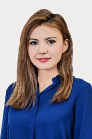 Марина Еникеева