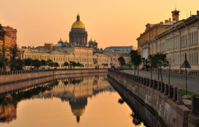 Провокационная идея сноса центра Петербурга обернулась для автора вопросами к родословной