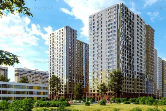 Подготовка территории под жилое строительство для ГК «Гранель»