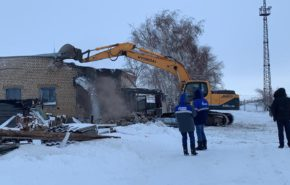 Ликвидация объектов ООО «Газпром ПХГ»