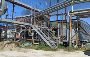 Завершен демонтаж котельной в Новом Уренгое