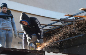 Смольный предупредил о сносе гаражного кооператива в Приморском районе