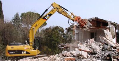 Демонтаж на действующих предприятиях