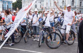 10 августа – велопробег ко Дню строителя. Приглашаем принять участие!