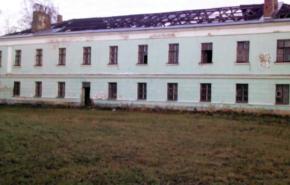 Санкт-Петербург, Красное Село, ул. Свободы демонтаж 2-х этажного здания