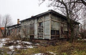 Комплексный демонтаж на Лахте